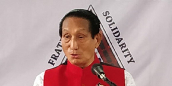 Nagas should move to the future: Jamir