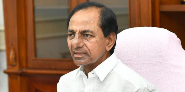 CM KCR observed Police Commemoration Day on monday