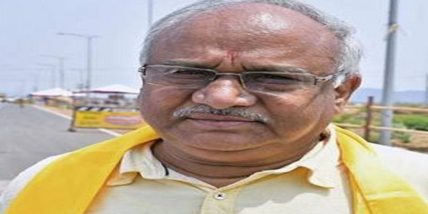 Land pooling was done with the consent of farmers: TDP MP