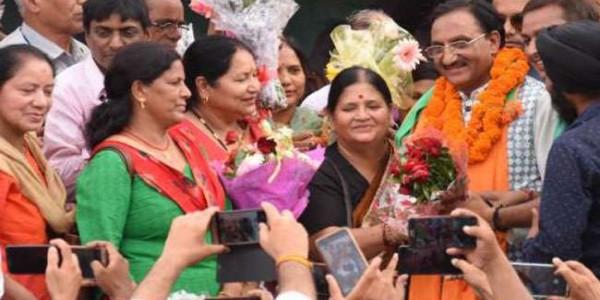 केंद्रीय मंत्री निशंक बोले, देश के लिए होगा प्रवासी भारतीयों की मेधा का उपयोग