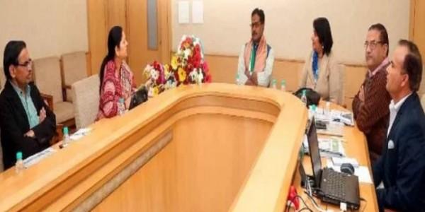 मध्य प्रदेश: कांग्रेस में शामिल होने के लिए संपर्क में कई भाजपा विधायक