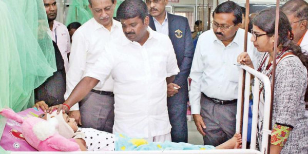 Anti-dengue steps woefully inadequate, says Stalin