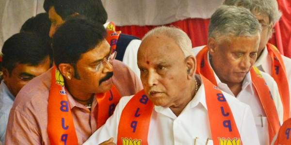 BS Yediyurappa gets PM's word