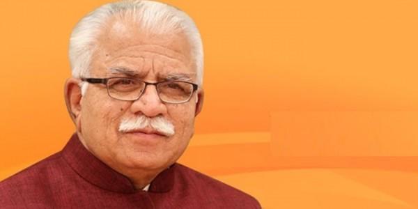 हरियाणा में भाजपा और पंजाब में कांग्रेस आगे