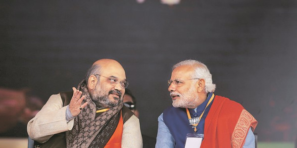 Modi, Shah tour to keep Maharashtra BJP on toes this week