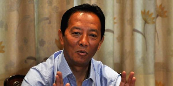 जम्मू-कश्मीर की जनता के खिलाफ कार्य कर रही भाजपा : विनय तमांग