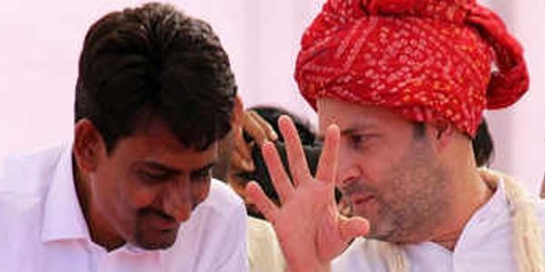 Rahul Gandhi to take decision in Gujarat on Alpesh Thakor