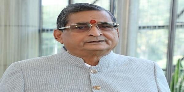 भाजपा के राज्यसभा सांसद आरके सिन्हा से 6 करोड़ 60 लाख की धोखाधड़ी