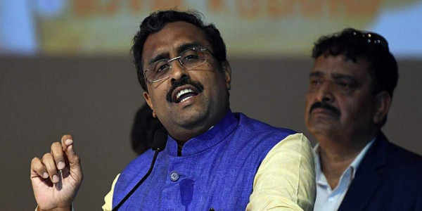 कांग्रेस अलोकतांत्रिक तरीके से लाई थी 370 और 35ए, भाजपा ने लोकतांत्रिक तरीके से हटाया: राम माधव