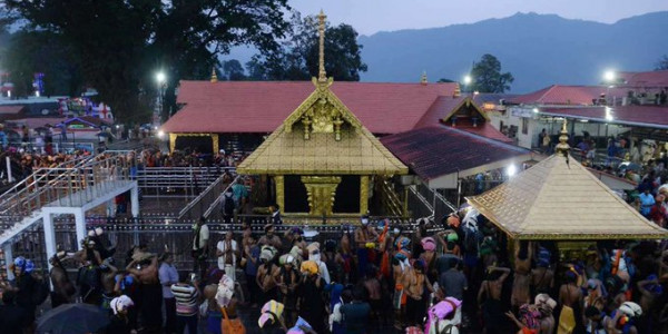 Supreme Court asks women to be patient on Sabarimala row