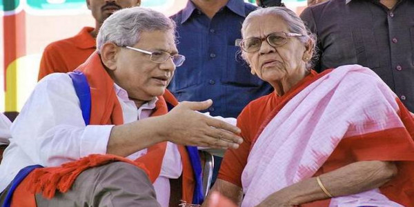 State extracting its expenditure from common man: Yechury