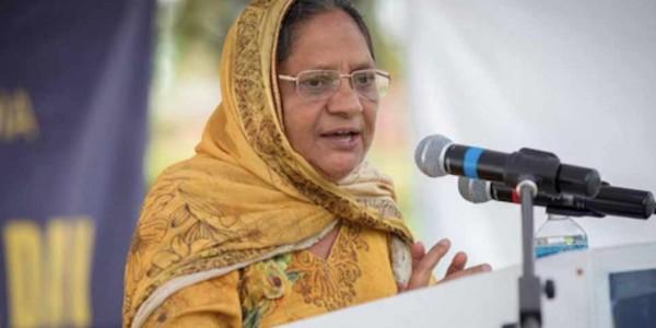 मानवाधिकारों के मुद्दे पर लड़ रही हूं चुनाव : परमजीत कौर खालड़ा