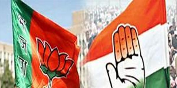 भाजपा ने 6 सांसदों का टिकट काटा, तो कांग्रेस ने 11 पूर्व सांसद चुनाव मैदान में उतारे