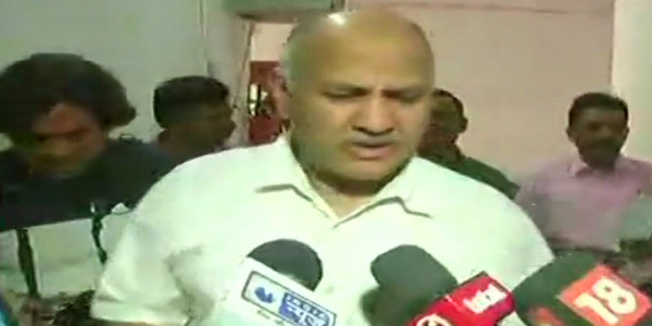 Deputy CM Manish Sisodia speak on apologies by Delhi CM