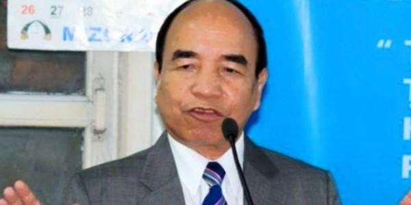 Mizoram Chief Minister Zoramthanga presents a tax-free budget