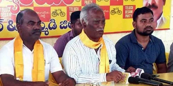 KCR hoodwinking people: TDP