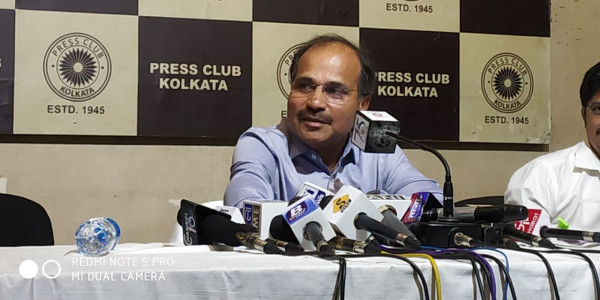 Conditions in Valley Worsened Due to Govt's Wrong Policies: Adhir Ranjan Chowdhury