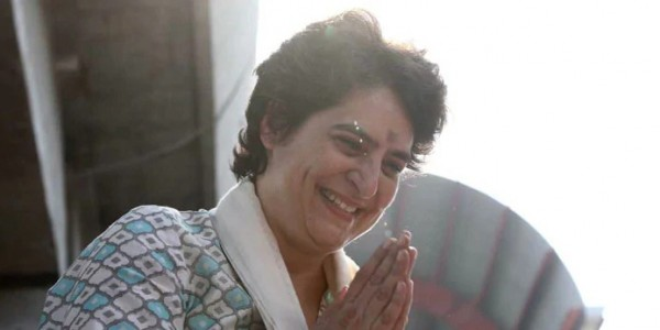 Priyanka Gandhi Vadra To Address Rally In Gujarat On February 28