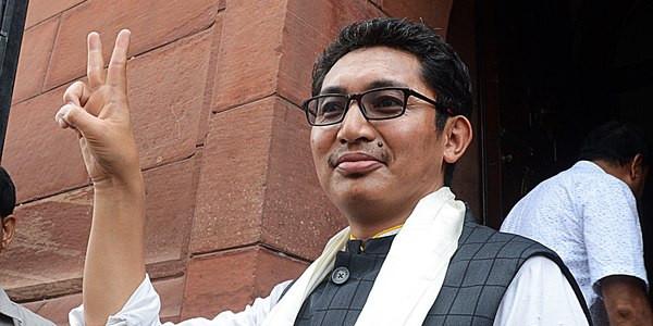 सांसद नामगयाल ने केंद्रीय मंत्री अर्जुन मुंडा से लद्दाख को जनजातीय क्षेत्र घोषित करने की रखी मांग