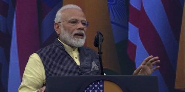 हाउडी मोदी मतलब, भारत में सब अच्छा है