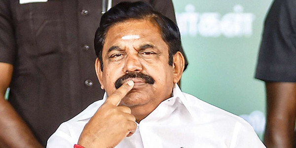 Palaniswami not to transfer portfolios to Cabinet colleagues during foreign trip