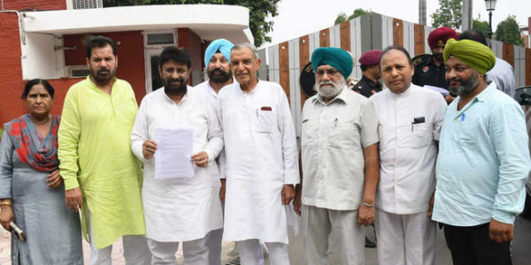 Cong delegation meets Badnore