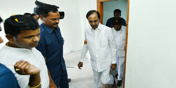 KCR to take strict decision over ongoing disputes with RTC workers