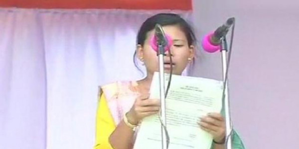 Tripura's only woman in ministerial cabinet gears up to excel in 100 days evaluation report!