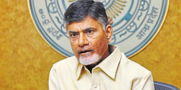 Nation lost a great statesman: Chandrababu Naidu on Vajpayee's death