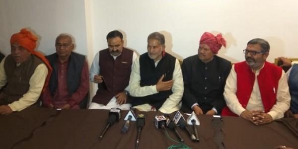 जींद उपचुनाव में मुक़ाबला तिकोना, टूट जाएगी लोकतंत्र पार्टी- रामबिलास शर्मा