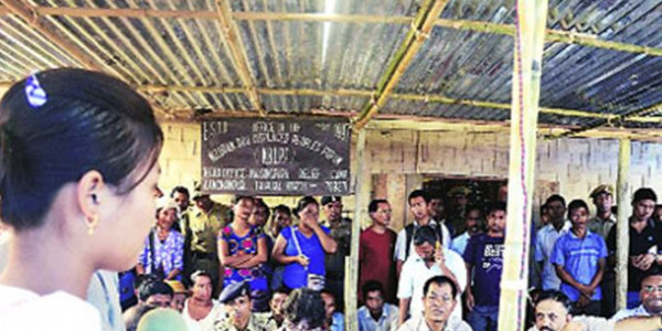 Mizoram officials to visit Bru relief camps in Tripura next