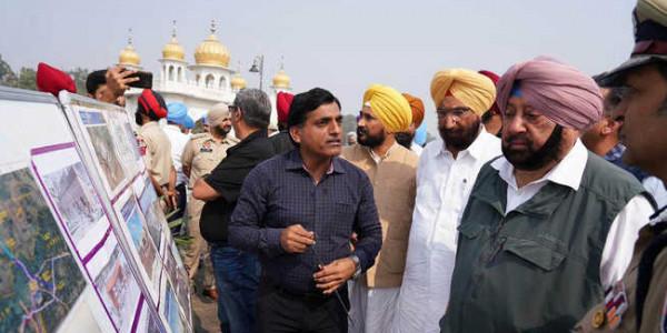 SAD-BJP reduced Guru's events to mockery: Capt