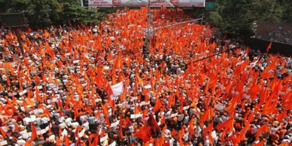 मराठा आरक्षण : 1 दिसंबर से आंदोलन की चेतावनी, कहा - आश्वासन दिया तो पूरा करो