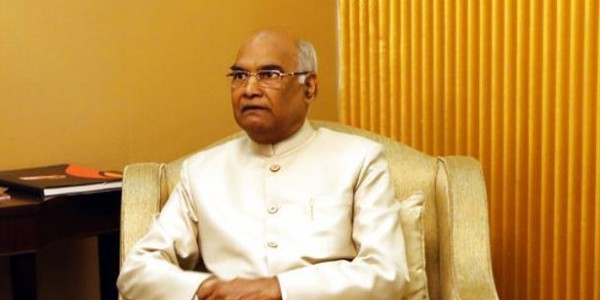 Govt making efforts to ensure safe environment in Jammu and Kashmir: Kovind