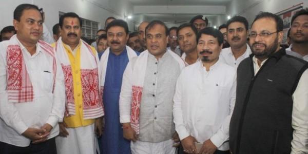 Regional parties dwindle as BJP surges in Assam