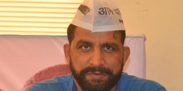 आप के लिए सीएम उम्मीदवार महत्वपूर्ण नहीं : जयहिंद