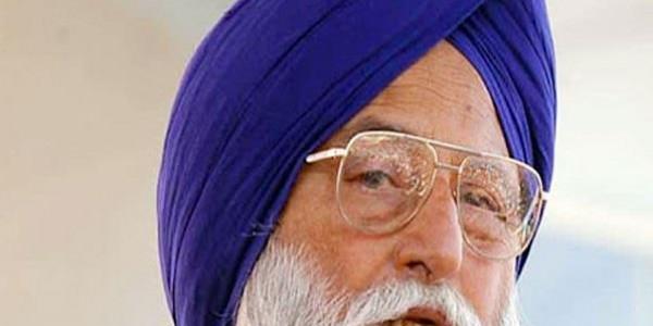 वरिष्ठ अकाली नेता रणजीत सिंह ब्रह्मपुरा ने शिअद से दिया इस्तीफा