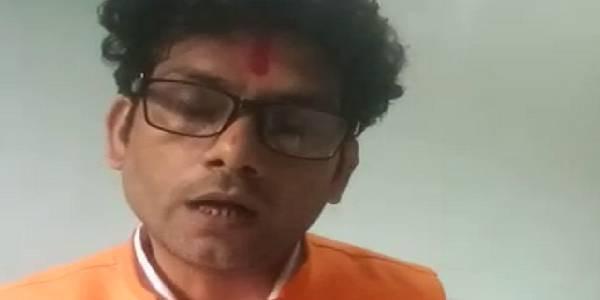 शिवसेना नेता बोले- कमलेश तिवारी के हत्यारों का सिर कलम करने वाले को देंगे एक करोड़