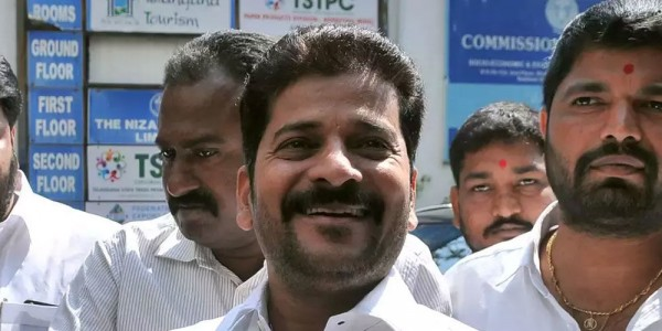telangana-lok-sabha-elections-reinforced-security-for-revanth-reddy-in-hyderabad