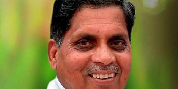 Karnataka Congress MLA Siddu Bhimappa Nyamgouda passes away