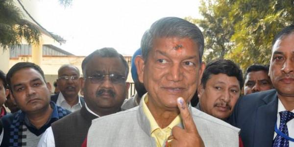 पूर्व मुख्यमंत्री हरीश रावत के खिलाफ सीबीआई ने केस दर्ज किया