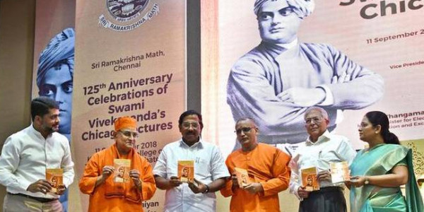 Solutions for nation's problems lie in Swami Vivekananda's address: PM