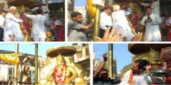 यूपी: राहुल गांधी को लगा झटका, लेकिन तार में करंट नहीं
