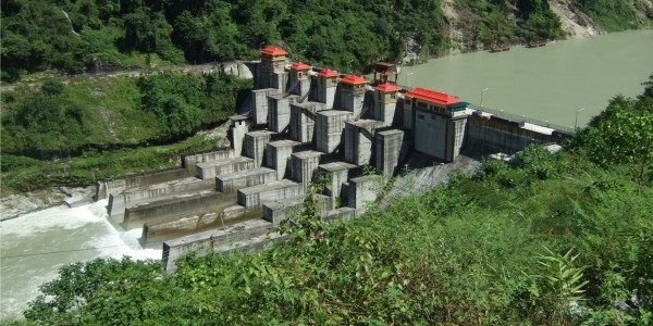 NHPC Discusses Teesta-IV Hydro Project with Sikkim CM