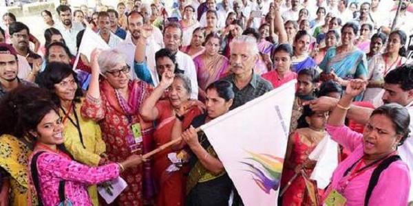 Oust Modi govt to safeguard Constitution: social activist