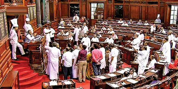Rajya Sabha MPs answer to open letter of Rajya Sabha MP