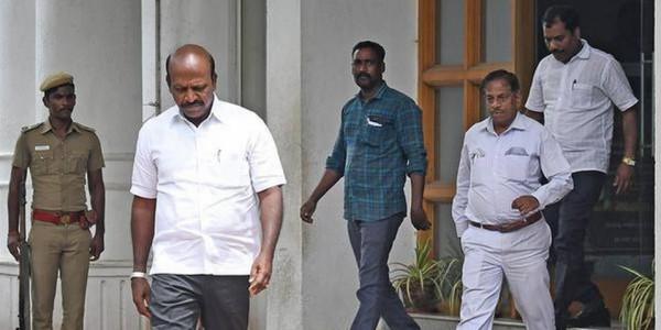 DMK MLA, wife appear before CB-CID in land-grab case