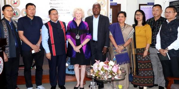 Mizoram: health minister inaugurates health and wellness centre