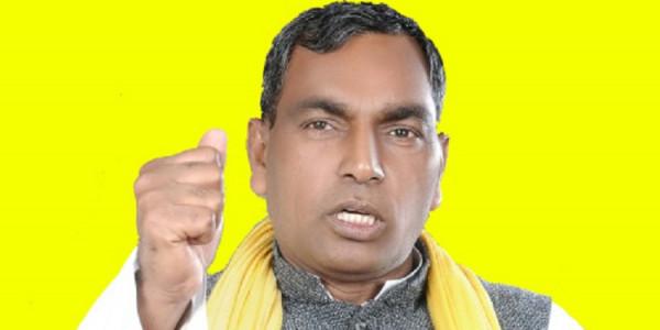 योगी सरकार के मंत्री का बयान, बिना मेरी इजाज़त के दूसरे की रैली में जाने पर श्राप लगेगा और पीलिया होगा