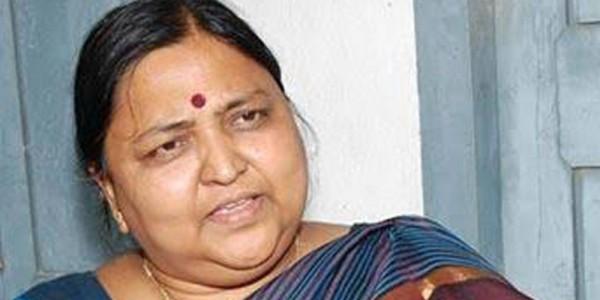 TDP set to field Panabaka Lakshmi in Tirupati LS seat